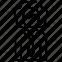avatar, educator, professor, teacher icon