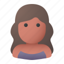 avatar, people, profile, social, user, woman