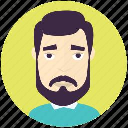 avatar, avatars, male, man, person, profile icon