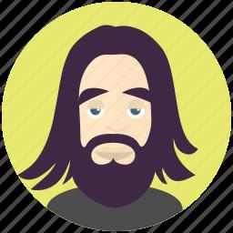 avatar, avatars, hipster, man, profile, user icon
