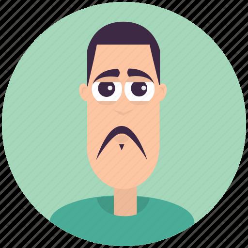 avatar, avatars, male, man, profile, user icon