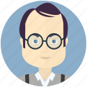 aged, avatar, avatars, man, middel, profile, user icon