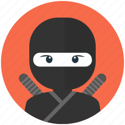 avatar, avatars, ninja, profile, user icon