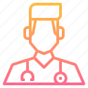avatar, boy, docter, male, man, people, user