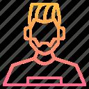 avatar, boy, hipter, male, man, people