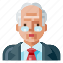 avatar, business, human, man, portrait, profile icon