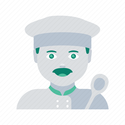 Avatar, chef, face, man, profile, user icon - Download on Iconfinder