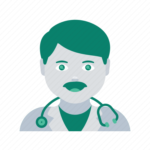 Avatar, doctor, face, man, profile, user icon - Download on Iconfinder