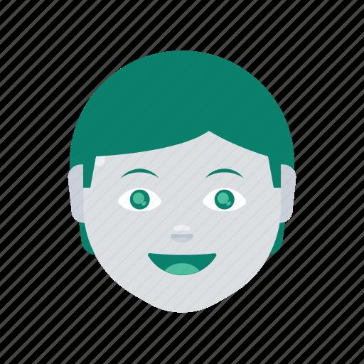 avatar, face, gentleman, profile, user icon