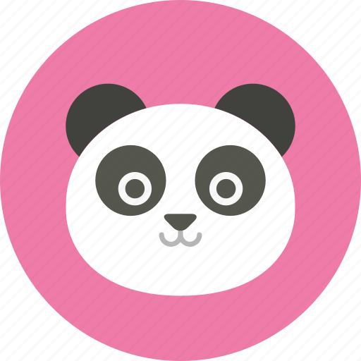 account, animal, avatar, china, panda, user picture, user profile icon