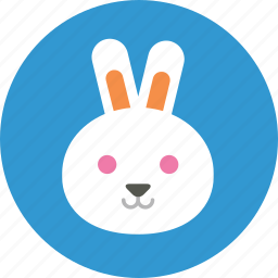 account, animal, avatar, rabbit, user, user picture, user profile icon
