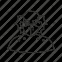 avatar, halloween, hanbal lecter, hanibal, hannibal, hannibal lecter, super villain icon