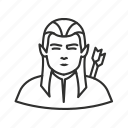 arrows, boy, legolas, lord of the rings, orlando bloom, avatar, elf