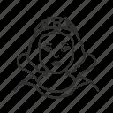 girl, princess, red riding hood, avatar, disney icon