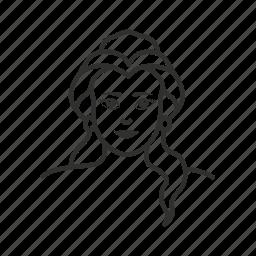 avatar, beautiful woman, disney, princess, woman icon