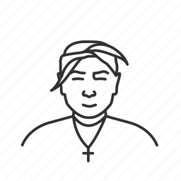 avatar, biggy, do-rag, musician, rap, rapper, tupac icon