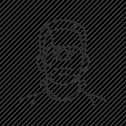 avatar, frankenstein, halloween, male monster, monster, scary icon