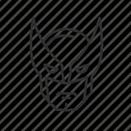 avatar, bad batman, batman, evil batman, super hero, superhero icon