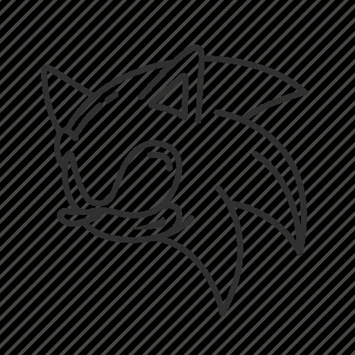 avatar, fast, nintendo, sega, sonic, sonic the hedgehog icon