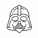 avatar, darth vader, star wars, starwars, super villain, the dark side, vader icon