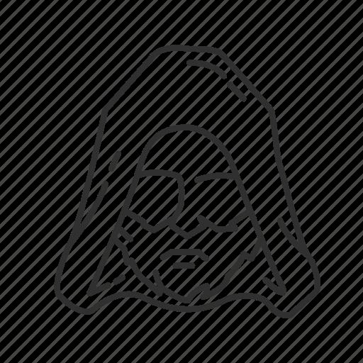 avatar, ben kenobi, jedi, jedi master, obi-wan kenobi, star wars, starwars icon