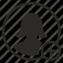 account, avatar, login, new, user icon