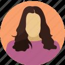 avatar, blonde, girl, lady, office woman, woman