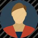 avatar, blonde, business lady, female, girl, women