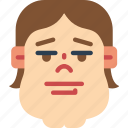 avatars, big, boy, chin, male, profile, user icon