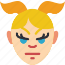 avatars, female, lady, profile, rage, user icon