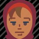 avatars, female, girl, lady, profile, user icon