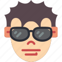 avatars, boy, cool, guy, male, profile, user icon