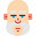 avatars, biker, boy, male, mustache, profile, user icon