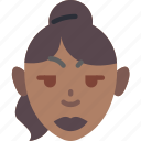 avatars, female, lady, pony, profile, tail, user icon