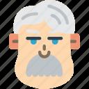 avatars, big, boy, male, mustache, profile, user icon