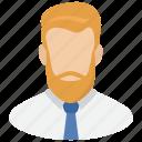 account, avatar, user