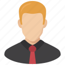 avatar, business, man, profile, user icon