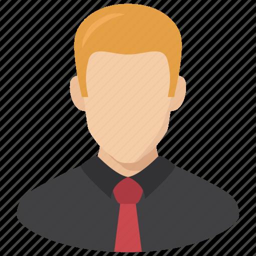 avatar, business, man, profile, user icon