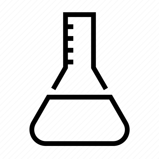 chemistry, experiment, flask, laboratory, profesion icon