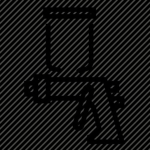 gun, paint, profesion, pulverizer icon