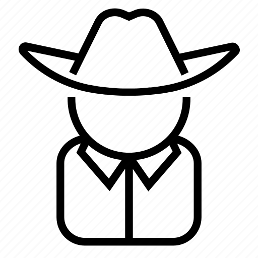 Law, police, profesion, sheriff, west, wild icon - Download on Iconfinder