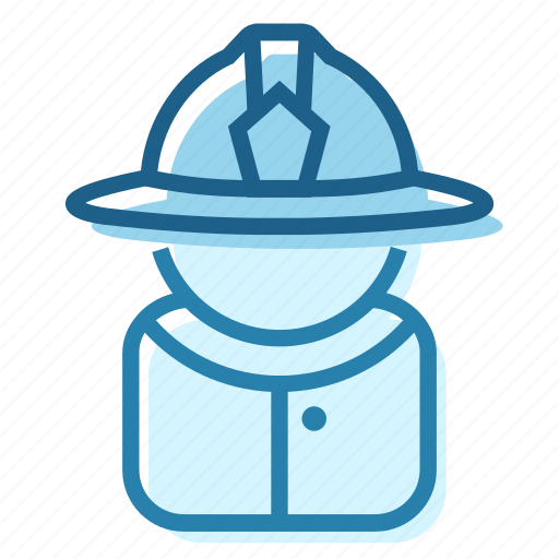 fighter, fire, hero, hose, truck, water icon