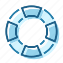 doughnut, drown, float, help, lifesaver, ship icon
