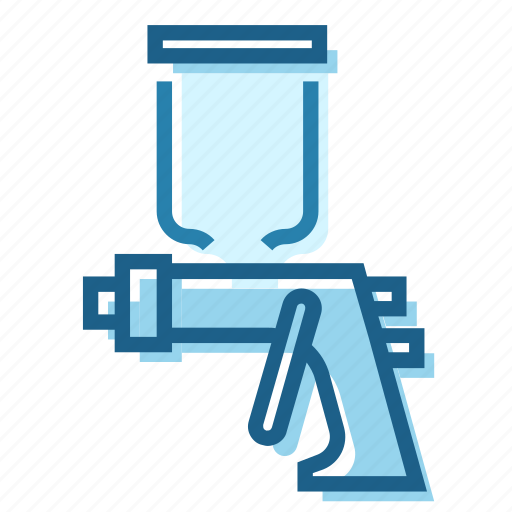 Body, car, colour, gun, paint, paintgun, spray icon - Download on Iconfinder