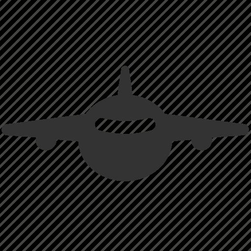 aircraft, airplane, airport, aviation, flight, plane, transportation icon
