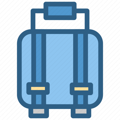 airport, aviation, bag, case, travel, travelbag, vacation icon