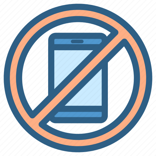 airport, aviation, ban, forbidden, sign, smartphone icon