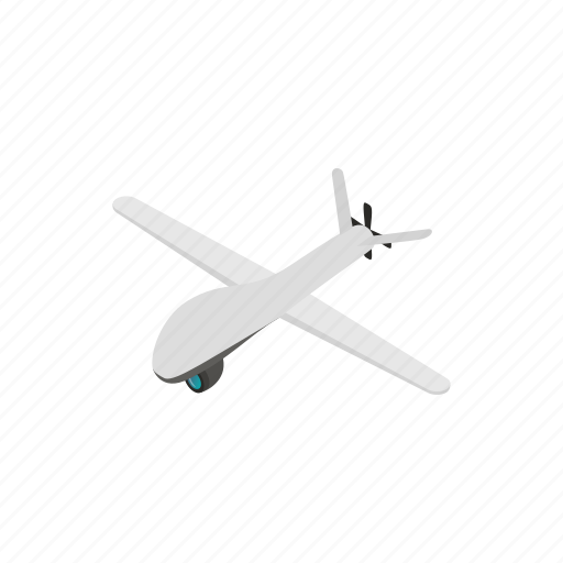 air, airplane, glider, gliding, isometric, sky, sport icon