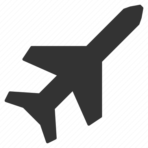 aeroplane, aircraft, airplane, airport, cargo plane, flight, fly icon