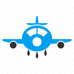 airplane, cargo plane, deliver, delivery, shipping, transport, transportation icon